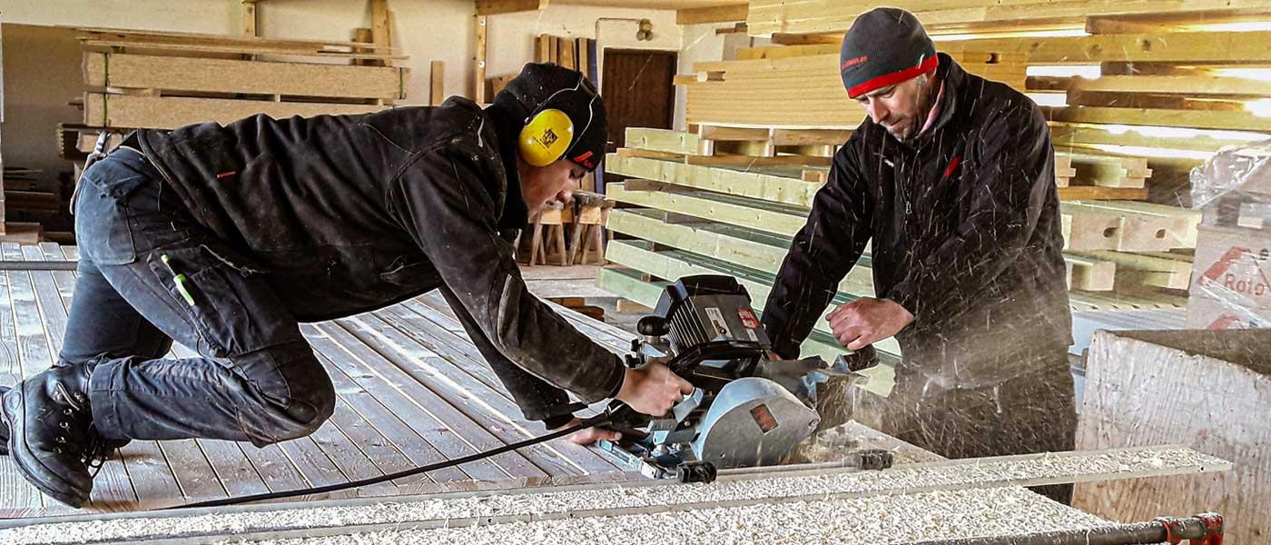 Hess Holzbau und Zimmerei