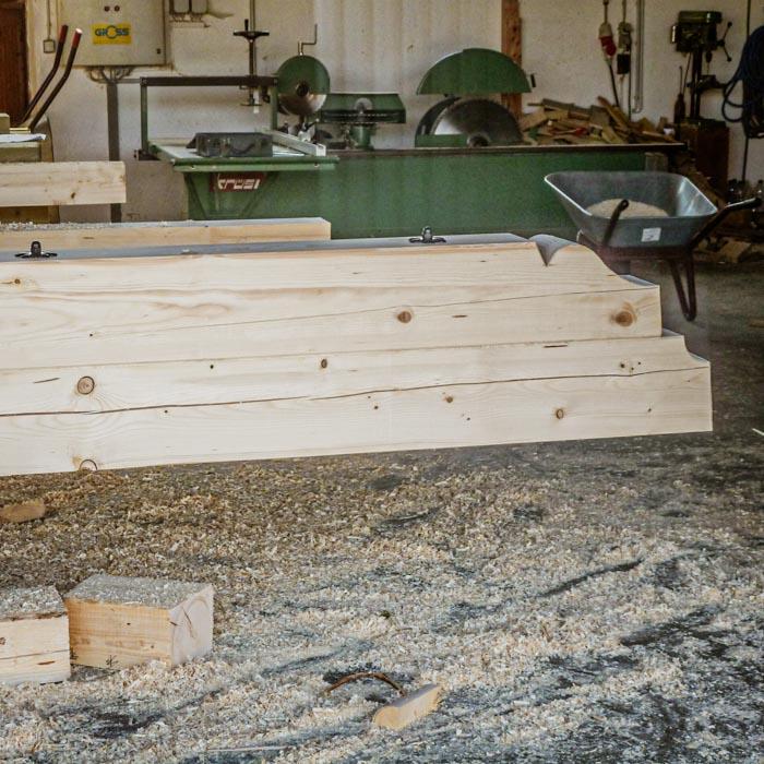 Hess Zimmerei Holzbau