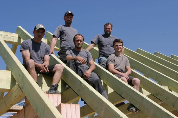 Holzbau Hess Team